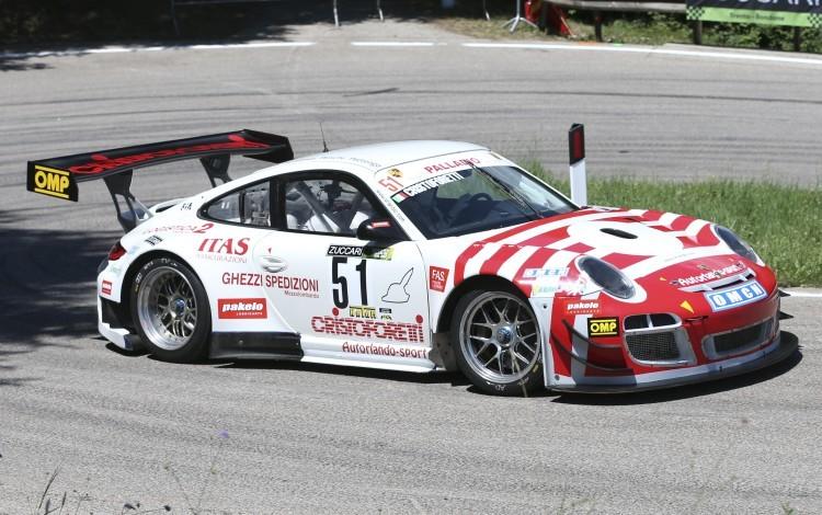 Anteprima foto Marco Cristoforetti (Porsche 997 GT3 R)
