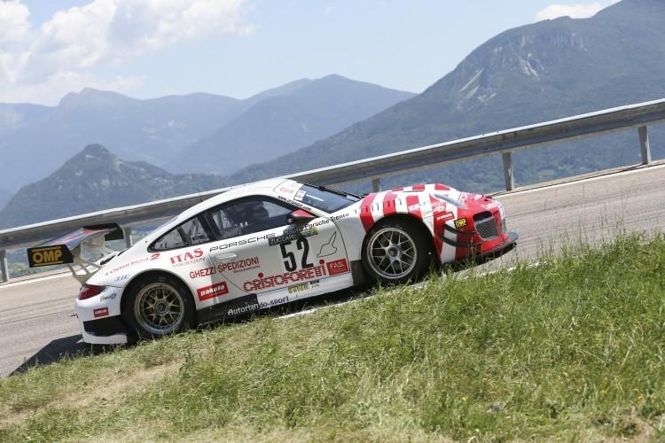 Anteprima foto Giuseppe Ghezzi (Porsche 997 GT3 R)