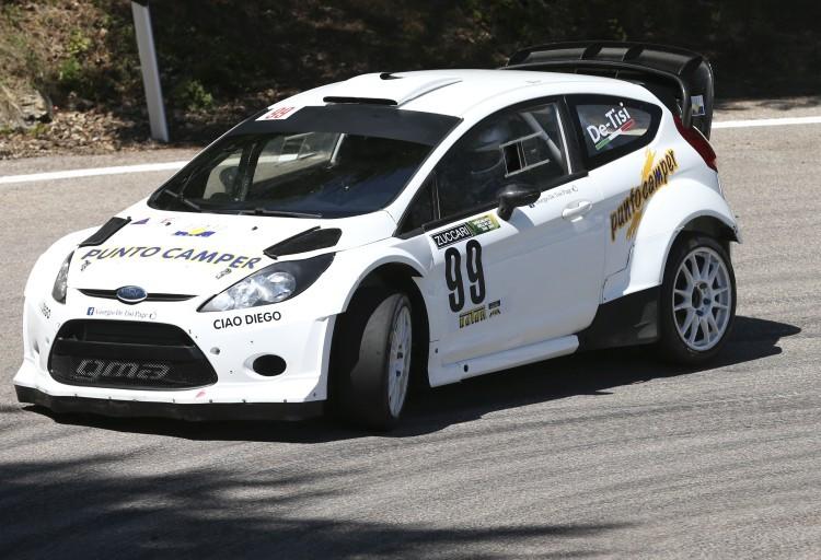 Anteprima foto Giorgio De Tisi (Ford Fiesta Wrc)