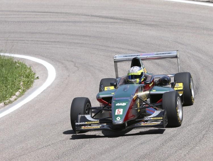 Anteprima foto Gino Pedrotti (Renault Formula)
