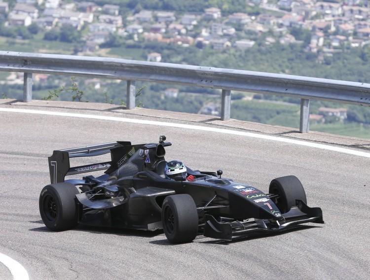 Anteprima foto Giancarlo Graziosi (Tatuus Formula Master)