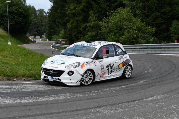 Anteprima foto Maurizio Pioner (Opel Adam R2B)