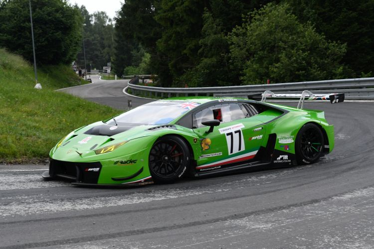 Anteprima foto Lucio Peruggini (Lamborghini Huracan)