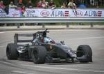 Giancarlo Graziosi su Tatuus Formula Master (7°)