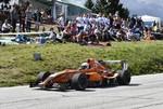 Martin Vondrak su Tatuus NT07 Formula Master (8°)