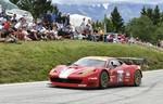 Luio Peruggini su Ferrari 458 Italia GT3 (1° Gt)