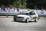 Maurizio Pioner su Lancia Delta HF integrale