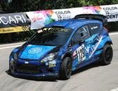 Tiziano Nones (Ford Fiesta Rs Wrc)
