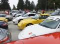 La sfilata delle Porsche