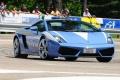 La Lamborghini Gallardo della Polizia