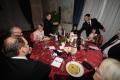 La cena al Ristorante Clesio