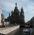 Scorcio di San Pietroburgo