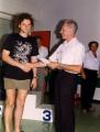 Giuseppe Manzana premia Alexei Chizov