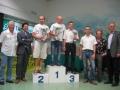 Il podio dell'edizione 2007
