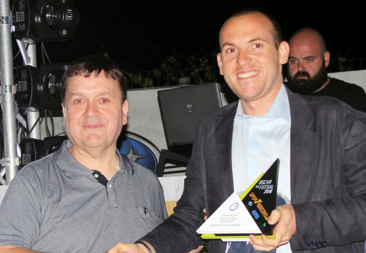 Anteprima foto Oscar del Futsal