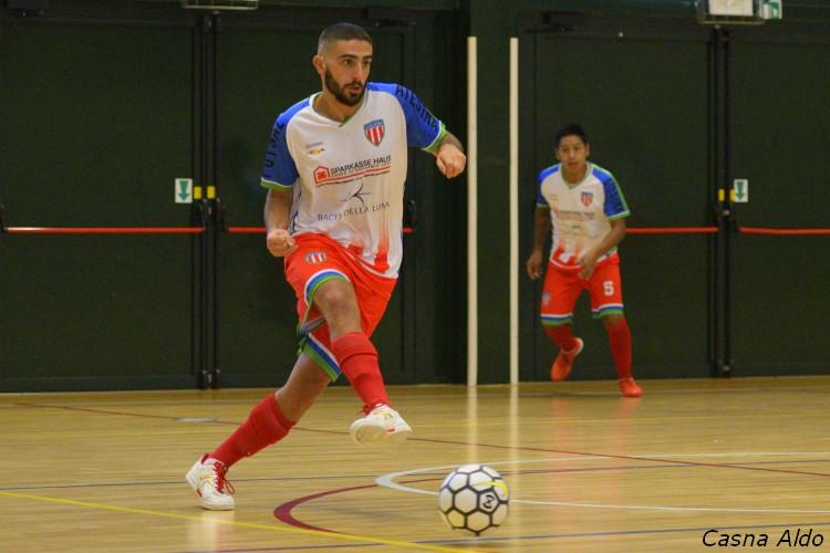 Manarin e Salvador del Futsal Atesina