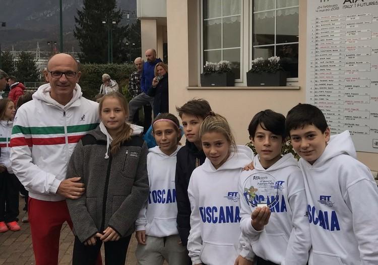 Toscana 5a Classificata