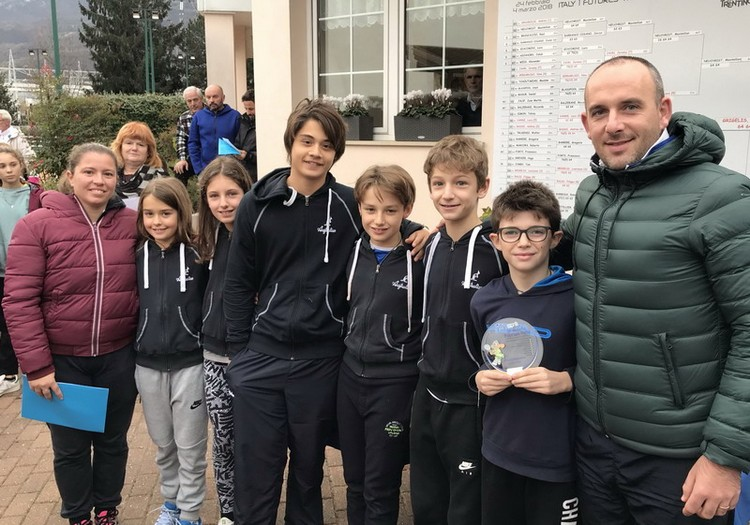 Trentino 2° Classificato