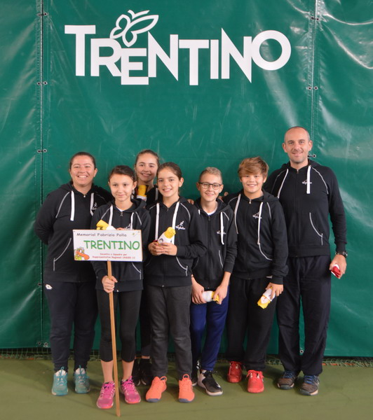 Trentino 6° Classificato
