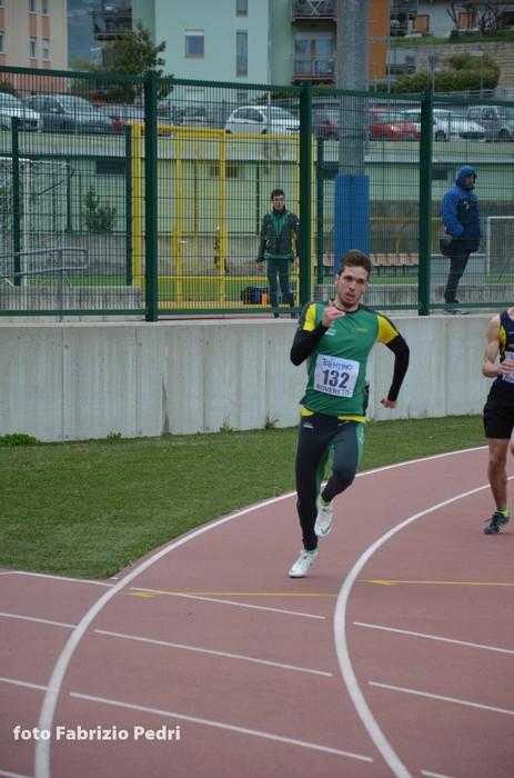 Matteo Mazzola debutta con la maglia della Quercia