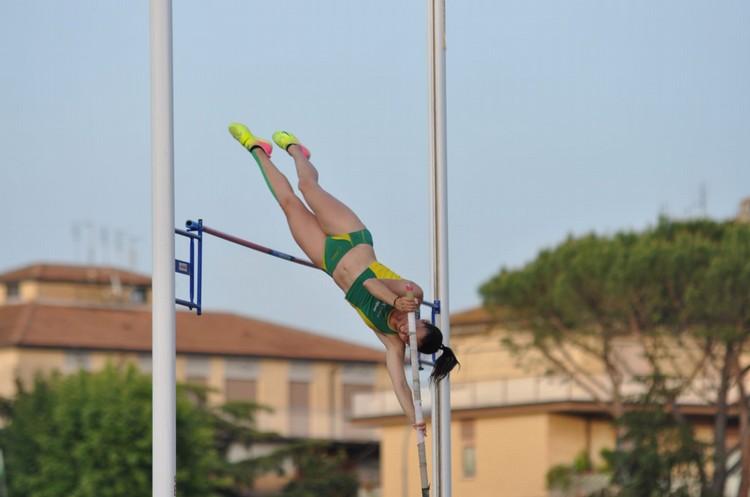 Marta Ronconi  (foto P. Tagliapietra)