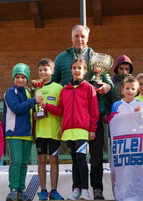 Vittoria per il settore giovanile (foto Atl-Eticamente)