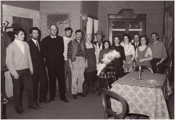 Anteprima foto Teatro Nuovo di via Madruzzo a Trento -scomparso-