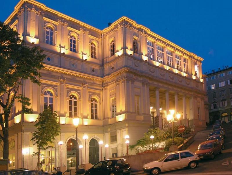 Anteprima foto Politeama Rossetti, Trieste