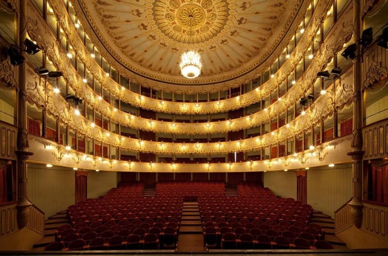 Anteprima foto teatro Goldoni, Venezia