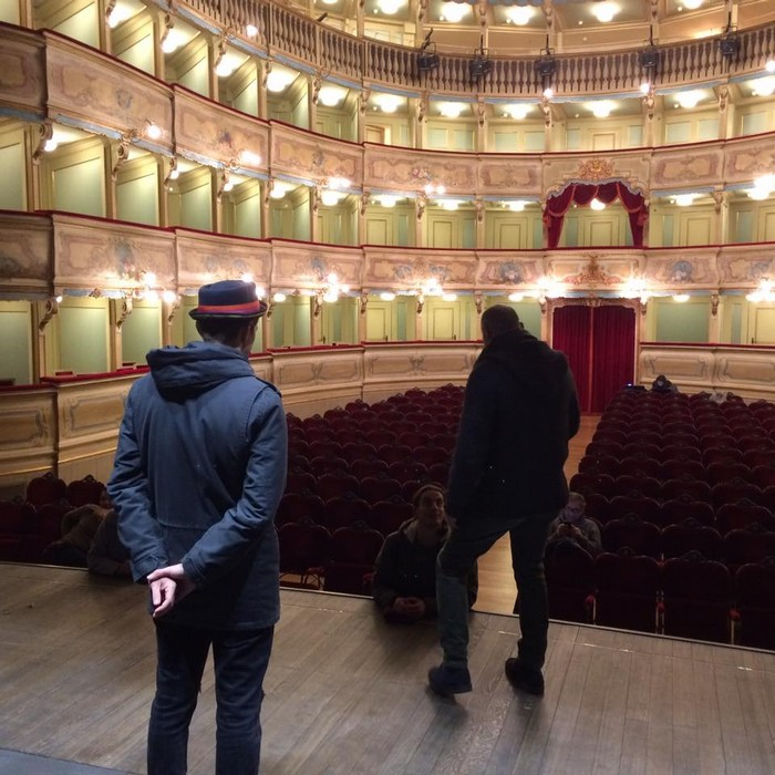 Anteprima foto teatro Zandonai, Rovereto