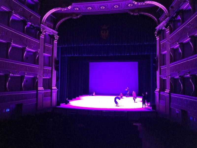 Anteprima foto teatro Sociale, Trento