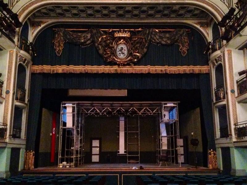Anteprima foto teatro Sociale, Brescia