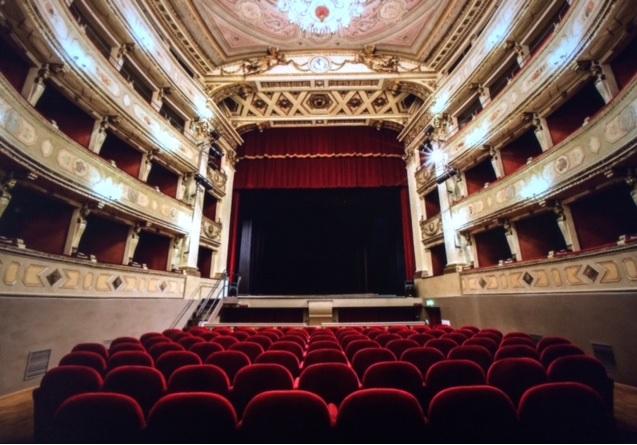 Anteprima foto teatro di Savigliano, Cuneo