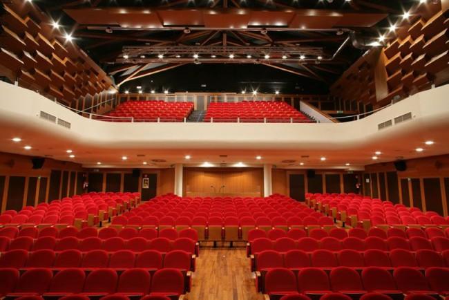 Anteprima foto teatro comunale, Monfalcone