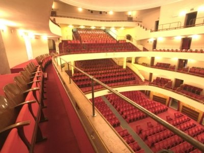 Anteprima foto teatro Duse, Genova