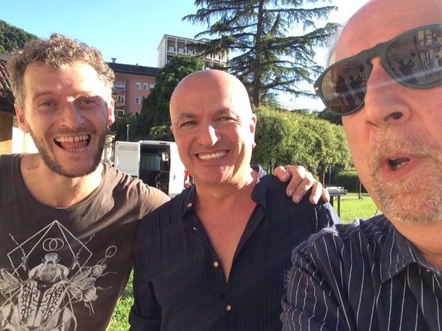 Anteprima foto Selfie con Christian al Parco dei Cappuccini