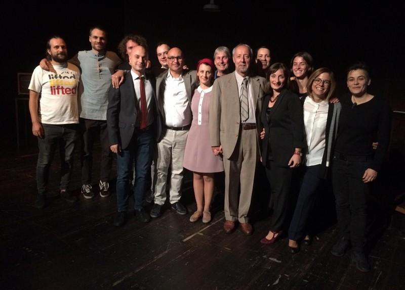 Anteprima foto Il gruppo di Lugano