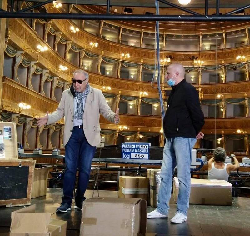 Anteprima foto Teatro Capovolto Sociale di Trento - Prove