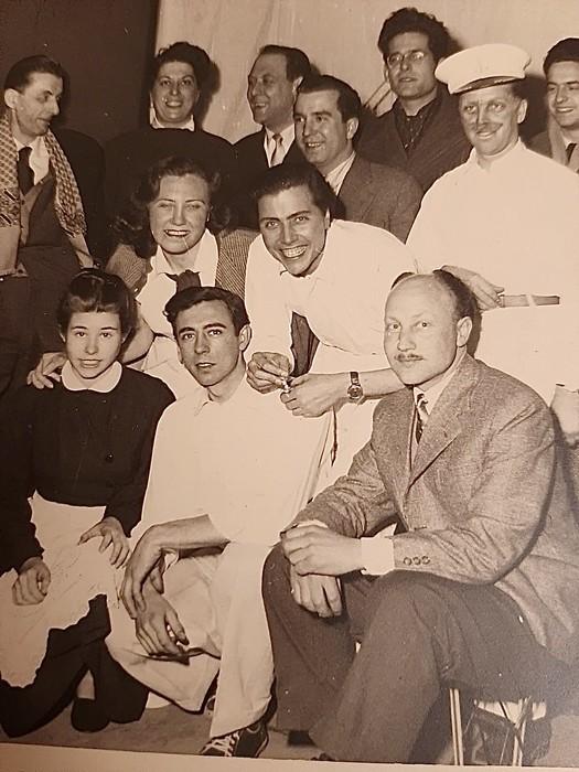Anteprima foto Vecchi amici e primi maestri