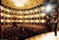 teatro Zandonai, Rovereto. Prima del restauro.