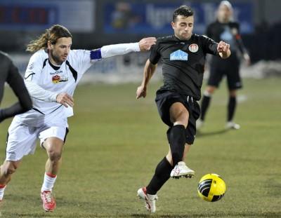 Alessandro Furlan in azione