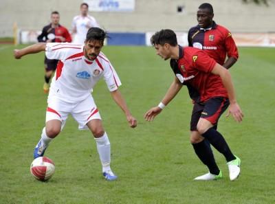 Alessandro Campo in azione