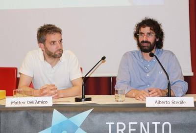 Matteo Dell'Amico e Alberto Stedile