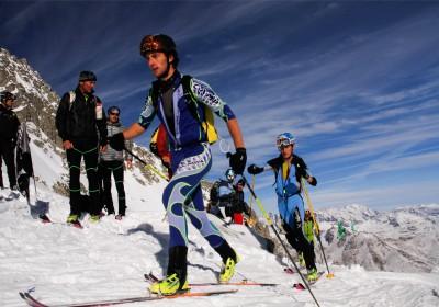 Luca Faifer seguito da Federico Nicolini (foto Torri)