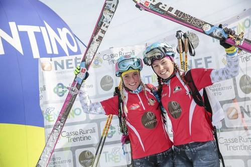 Giorgia Felicetti e Melanie Ploner