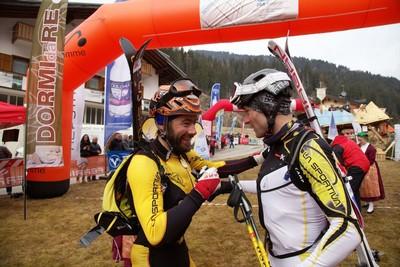 I vincitori Beccari e De Simone