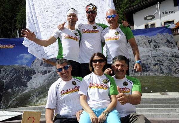 Il Comitato Organizzatore della Dolomites SkyRace