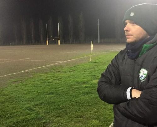 Massimo Zanetti, allenatore della Benacense