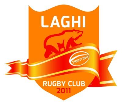 Il logo della società Laghi Rugby Club