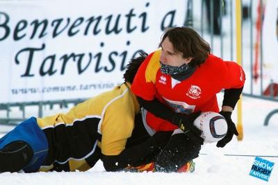 Anche il Trentino sarà al via quest'anno (foto Snow rugby Tarvisio)
